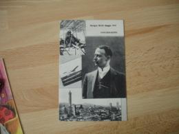 Aviateur Van Den Born Bologna Maggio 1910 - Aviateurs