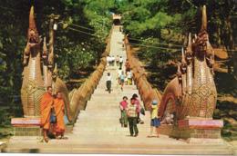 Thaïlande Chieng-Mai AniméeThai Doi-Suthep-Mountain - Thailand