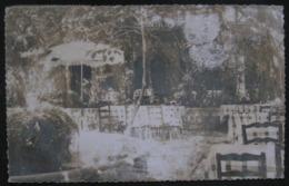 CPA - LA COLLE SUR LOUP - RESTAURANT L'ABBAYE - DATEE 1954 - Autres Communes