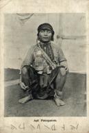 PLAIN BACK Api Patogaton At Formosa Village 1910 Exhibition Postcard Taiwan Republic Chin - China