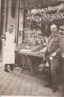 Belgique -   2 Photos à Situer  : Commerce A.Gnyselinck-Mariens -pains Sorgeloos    Réf 7483 - Other