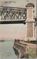 78 MAURECOURT - Une Pile Du Pont Viaduc. - Maurecourt