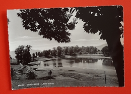 Cartolina Lagonegro - Lago Sirino - 1954 - Potenza