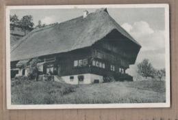 CPSM JOURNAL - RESISTANCE - BIR-HAKEIM TB PLAN Chalet ALPES Avec Correspondance Anciens Résistants GUERRE 39-45 - Weltkrieg 1939-45