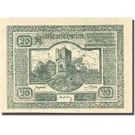 Billet, Autriche, Hinterbrühl, 20 Heller, Château 1, 1920 SPL Vert Mehl:FS 376 - Austria