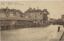 Malines.   -    Marchée Aux Poissons. - Mechelen
