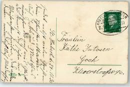 53017435 - Bahnpoststempel Krefeld Suechteln Zug Nr. 192 Namenstag - Poststempel