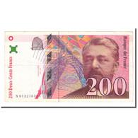 France, 200 Francs, Eiffel, 1996, TB, Fayette:75.2, KM:159a - 1992-2000 Ultima Gama