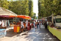 Montpellier (34)- Marché (Edition à Tirage Limité) - Montpellier