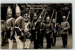 53092325 - Alter Finkenkrug 150. Jahrfeier - Weltkrieg 1914-18
