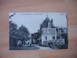 Blancafort Cher  Chateau L Hospital - France