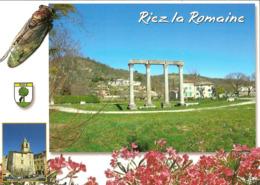 CPM - ALPES DE HAUTE PROVENCE - RIEZ LA ROMAINE - CIGALE - Unclassified