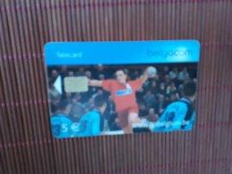 Phonecard Sport Belgium  Used - Belgique