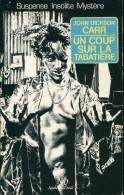Neo Polar 68 Carr Un Coup Sur La Tabatiere - NEO Nouvelles Ed. Oswald