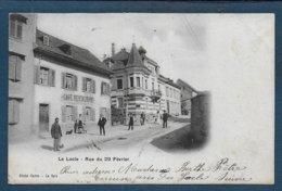 LE LOCLE - Rue Du 29 Février - NE Neuchatel
