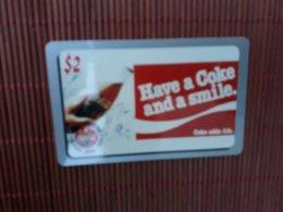 Coca-Cola Phonecard Sprint(Mint,New) Rare - Sprint