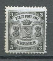 Bremen Mi Nr. 11* - Bremen