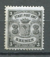 Bremen Mi Nr. 11* - Brême