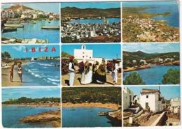 Ibiza - Diferentes Vistas De La Isla - (Ibiza, Baleares) - Ibiza
