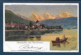 Oberhofen Am Thunersee - BE Berne