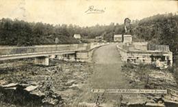 CPA - Belgique - Souvenir De La Gileppe - Vue Sur Le Barrage - Gileppe (Barrage)