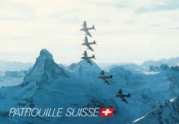 CPA - Patrouille Suisse - 1946-....: Modern Era