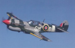 CPA - P-40 Tomahawk - 1946-....: Modern Era