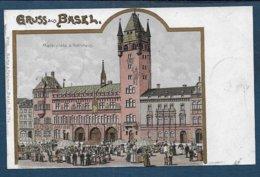 Gruss Aus BASEL - BS Basle-Town