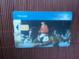 Phonecard 10 Euro Red Number JH 30/06/2006 Low Issue Used Rare - Belgique