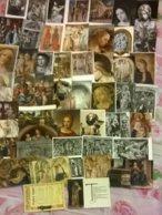 50 CARTOLINE SOGGETTI RELIGIOSI (123) - Cartoline