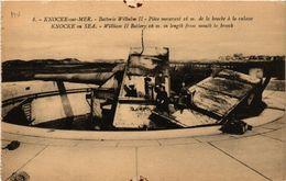 CPA Militaire, Knocke Sur Mer - Batterie Wilheim (278300) - Regiments