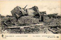 CPA Militaire, Sucrerie De Souchez (278470) - Militaria