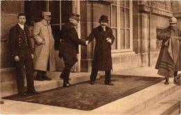CPA Militaire, La Conference Des Allies A Paris (278700) - Pension Du Docteur Eon, La