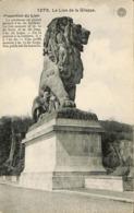 CPA - Belgique - Barrage De La Gileppe - Le Lion - Gileppe (Barrage)