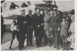 . PHOTO DE PRESSE  18  Cm X 13   Cm   M.de La CIERVA Devant Son Autogire Au Bourget - 1919-1938: Entre Guerres