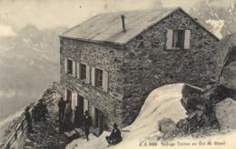 Refuge Torino Au Col Du Geant Personnages RV - Chamonix-Mont-Blanc