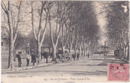 13. AIX-EN-PROVENCE. Place Jeanne-d'Arc. 149 - Aix En Provence