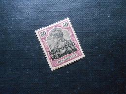 D.R.Mi 14*MLH - Deutsche Auslandspostämter ( MAROKKO ) 1900 - Mi 18,00 € - Deutsche Post In Marokko