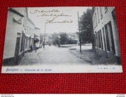 BOITSFORT  -  Chaussée De La Hulpe  -  1905 - Watermael-Boitsfort - Watermaal-Bosvoorde