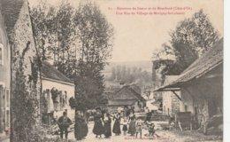 21--MARIGNY-LE-CAHOUET--UNE RUE DU VILLAGE---VOIR SCANNER - Frankrijk