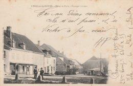 25--L'ISLE SUR LE DOUBS--HOTEL DE PARIS--VOIR SCANNER - Isle Sur Le Doubs