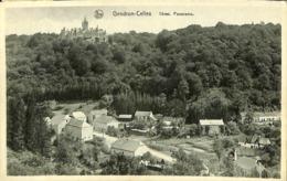 CPA - Belgique - Gendron-Celles - Vêves - Panorama - Houyet