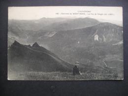 L'Auvergne Environs Du Mont-Dore.-Le Puy De L'Angle 1911 - Francia