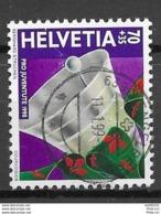 Schweiz Mi. Nr.: 1663  Vollstempel (szv98er) - Usati