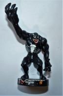 Ancienne Figurine SUR SOCLE 2006  MARVEL   13 Cm  SPIDERMAN VENOM - Spiderman