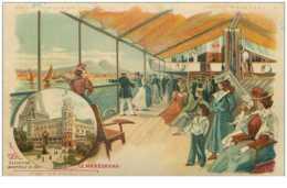 Contre La Lumiere.  N° 32840.le Mareorama - Contraluz