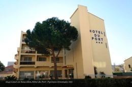 Canet-en-Roussillon (66)- Hôtel Du Port (Tirage Limité) - Canet En Roussillon