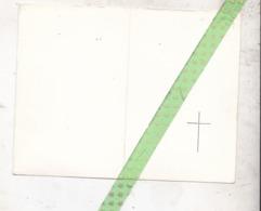 Noë Clarysse-Vanhooren, Geboren Koekelare 1894, Overleden 1984. Oud-strijder 14-18 - Décès