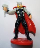 Ancienne Figurine SUR SOCLE   MARVEL   11 Cm  THOR - Marvel Heroes