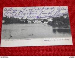 BOITSFORT  -    Les Bords  De L' Etang  -  1907 - Watermael-Boitsfort - Watermaal-Bosvoorde